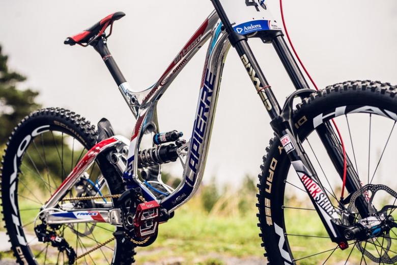 Блог компании Velomirshop.ru: Велосипед Лоика Бруни на Чемпионате Мира 2015