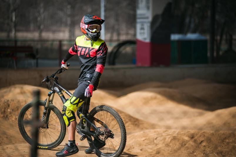 Экипировка: Велоэкипировка Fox Flexair