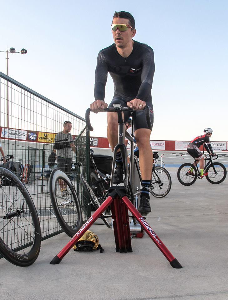 Блог компании Velomirshop.ru: Переносной велотренажер Feedback Omnium