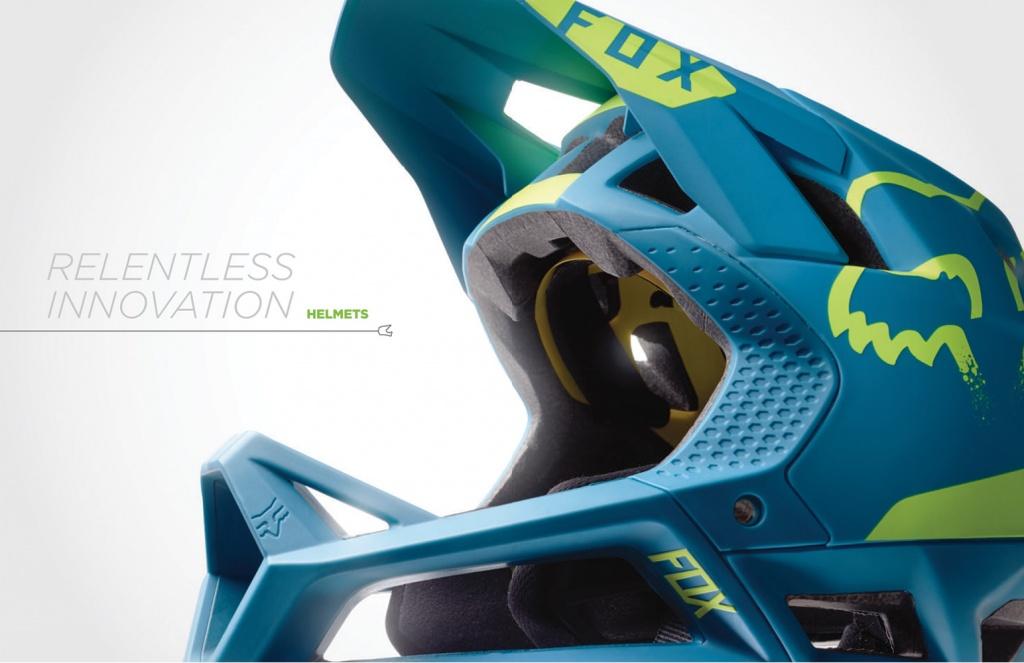 Экипировка: Fox Proframe – будущее защиты для трейлрайдинга.