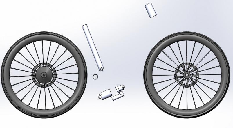 KUVALDA bikes: Секреты оригинальной компоновки Кувалда
