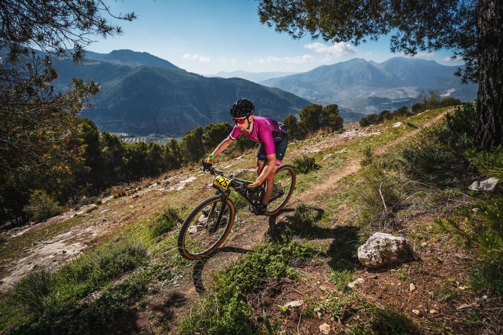 Блог им. iGordienko: Unno Horn. Первые и вторые впечатления на Andalucia Bike Race (снова кантри внутри)