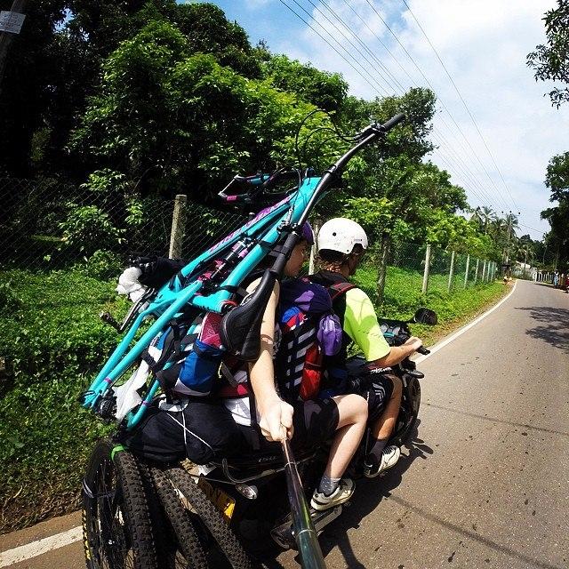 Велозимовка: Как перелетовать зиму