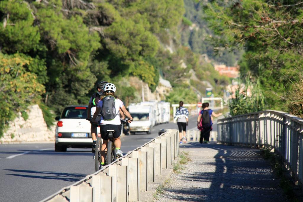 Места катания: Uno giorno via Finale Ligure