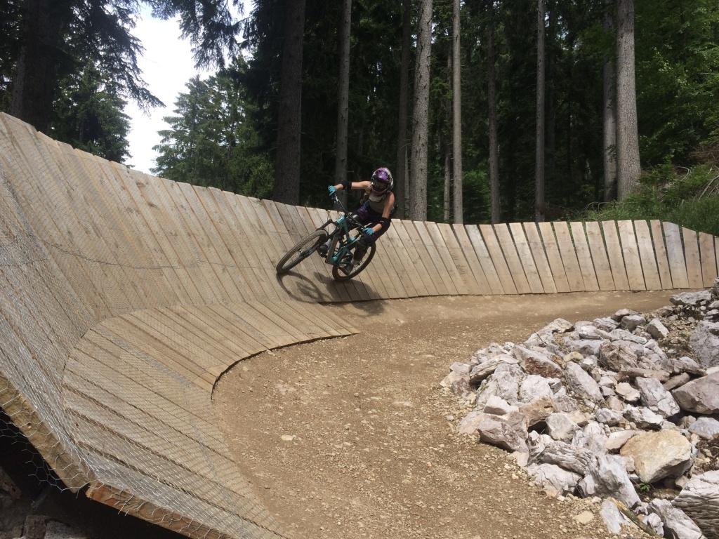 Места катания: Обзор Paganella bike park