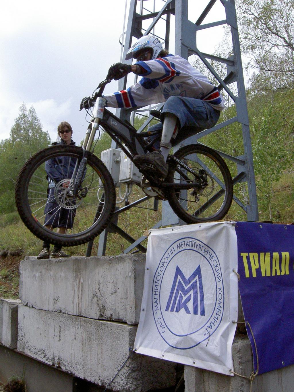 Блог им. sly: Люди с колес 2005 - мой первый опыт даунхилла