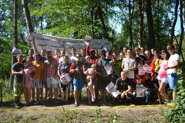 Блог им. NikitosRamone: Жара и скорость на втором этапе- REACTOR CUP 2014!