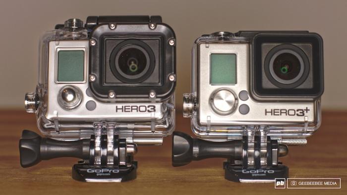 Блог им. TApoK: Прогресс не остановить - встречаем новую камеру GoPro HERO3+ Black Edition