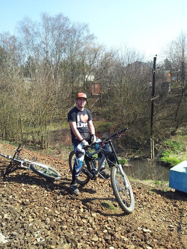 Блог им. TApoK: Приложение Runtastic Mountain Bike: небольшой обзор