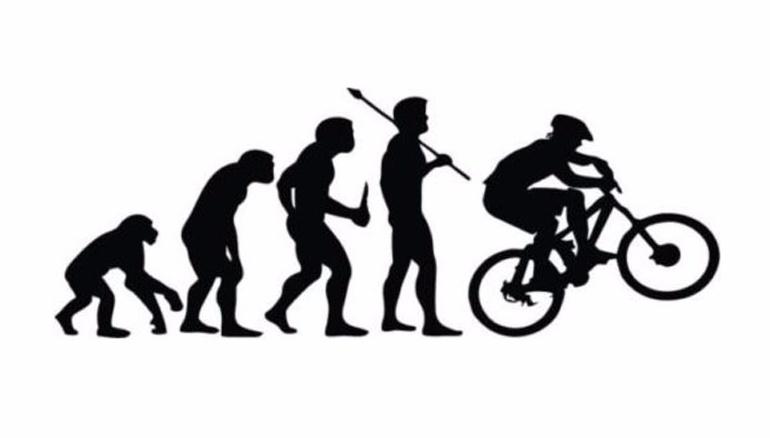 Блог им. TApoK: Тест на знание истории. История экстремального горного велосипеда в лицах.