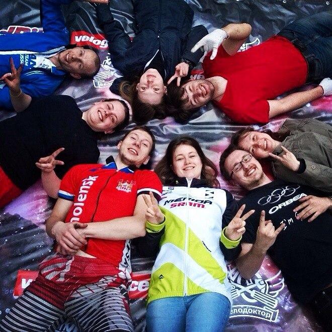 Наши гонки: Как redBike, Velogearance, SmolenskXC и Velodoctor винегрет готовили