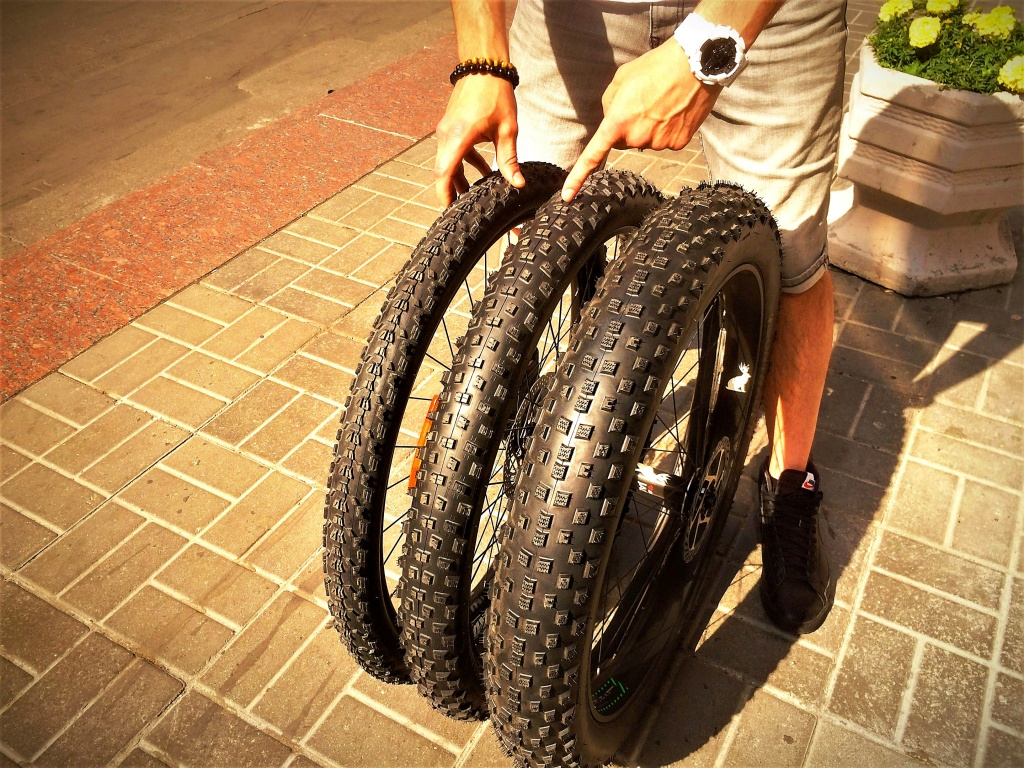 Велоиндустрия: Плюсовая неделя в Сокольниках