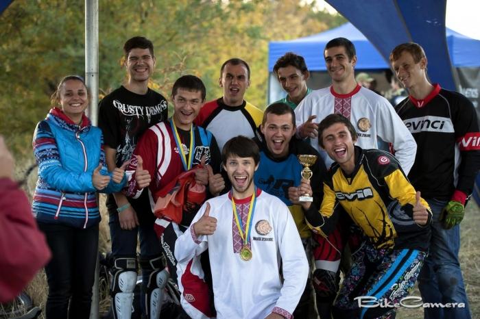Наши гонки: Днепропетровский финал