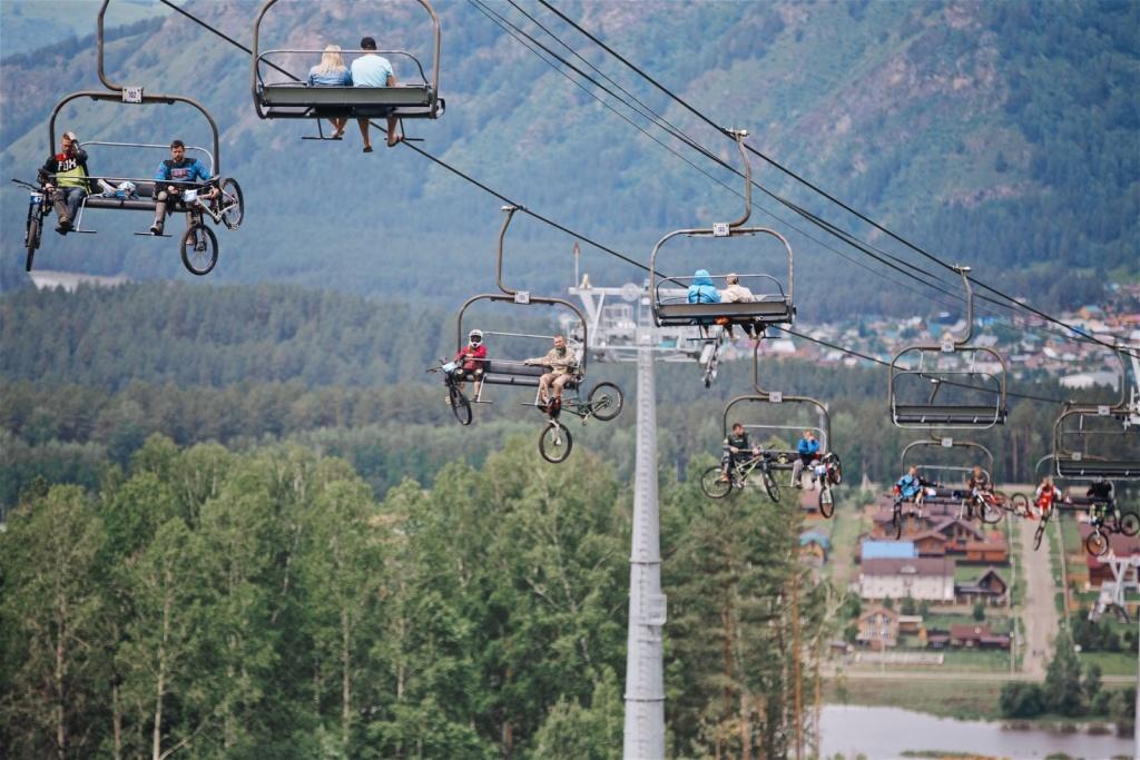FRaction: Манжерок PROГРЕСС Downhill