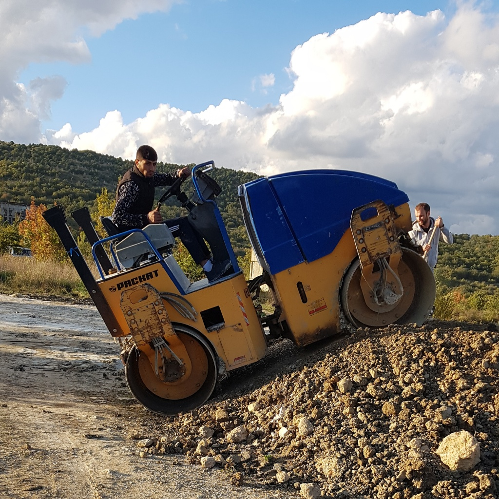 FRaction: Trailbuilding сквозь горы и годы