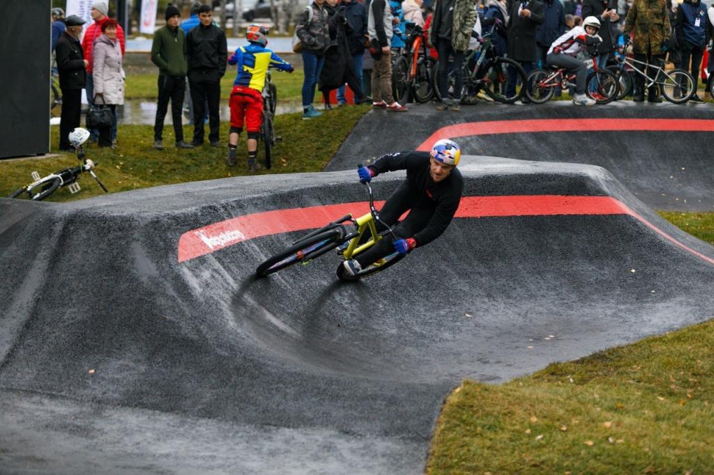 Блог компании Velosolutions Russia: Red Bull Pump Track World Championship в России