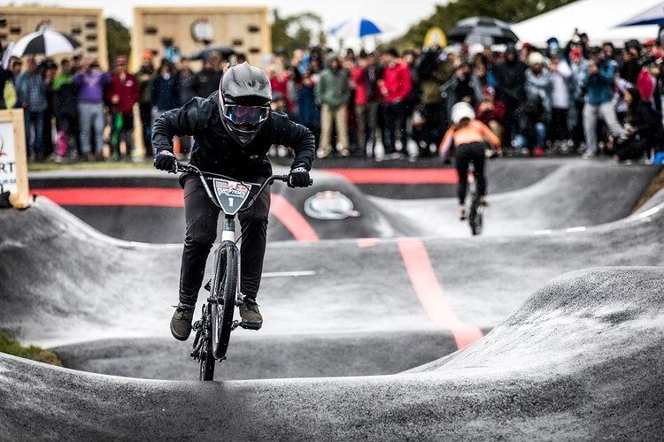 Блог компании Velosolutions Russia: Подробнее о Red Bull Pump Track World Championship в Ижевске