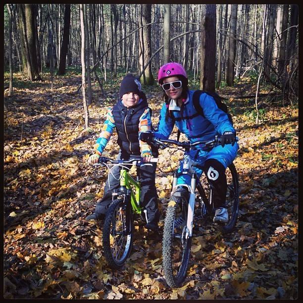 Блог им. KatrinaIvanova: Мой насыщенный велосезон!