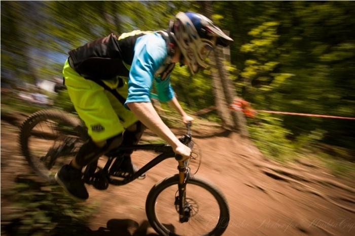 Наши гонки: Отчет с прошедшего Alushta Cup DHi 2014 от Norco/Trial-Sport