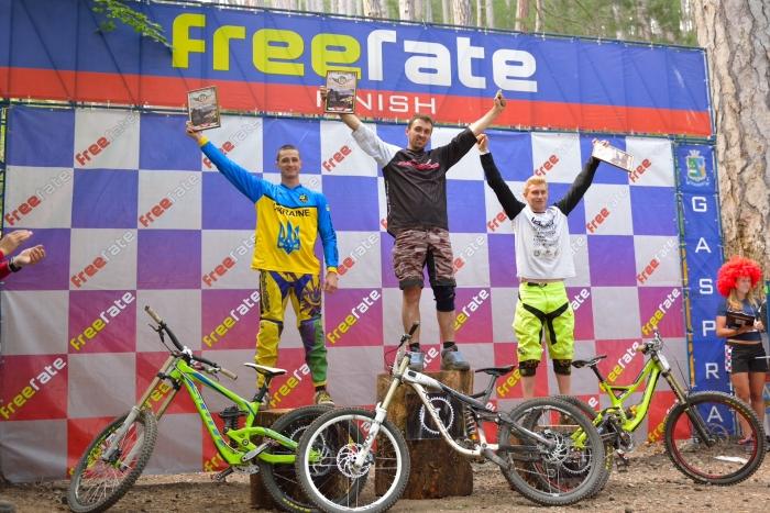 Наши гонки: Norco/Trial-Sport командный отчет с гонки FreeRate DH UCI Class 1