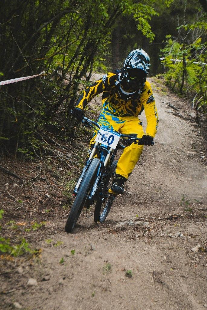 Наши гонки: Внезапная проверка боеготовности от Fraction!!! Мини отчет от Norco/Trial-Sport