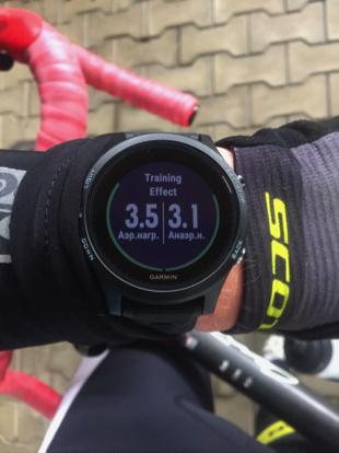 Экипировка: Обзор спортивных часов Garmin Forerunner 935