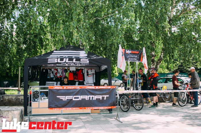 Блог компании Bike-centre.ru: Лучше поздно, чем никогда. Отчет о втором этапе Кубка Байк Центра - XCE Urban Eliminator