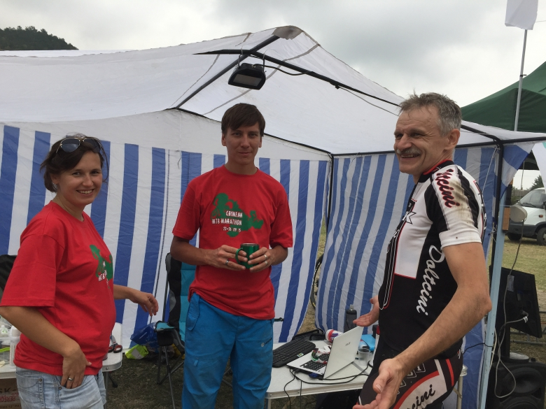 Блог им. Ruslan: Крымский МТБ марафон 2015.