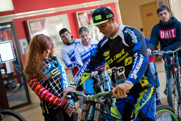 Блог компании AlienBike.ru: Kenny Racing Training Camp&Race. Кратко.
