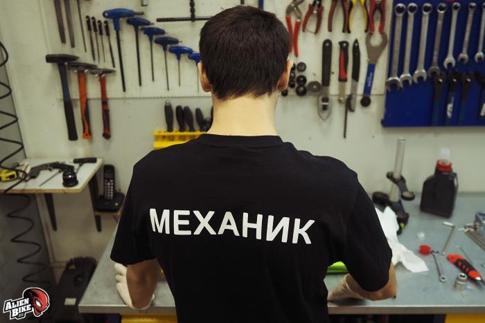 Блог компании AlienBike.ru: Настало время удивительных переборок!