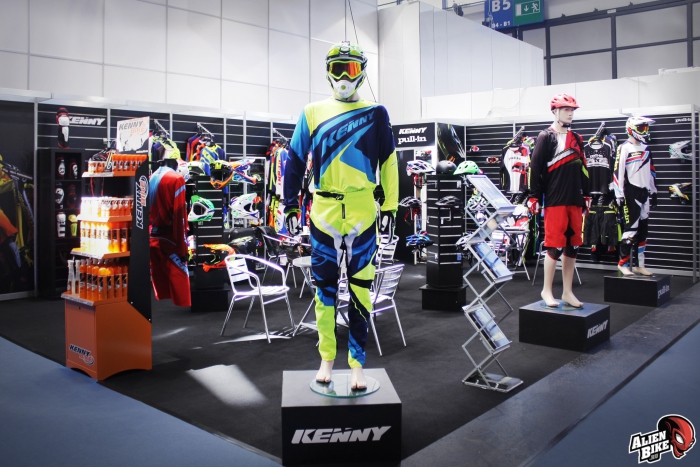 Блог компании AlienBike.ru: Новинки французов Kenny Racing 2016 на EUROBIKE 2015