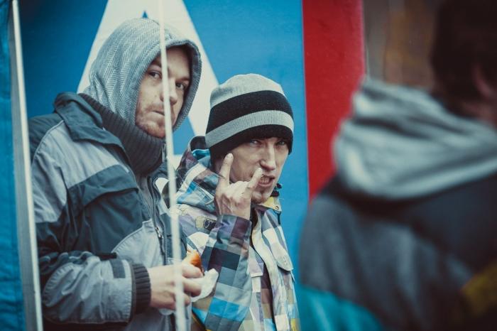 Наши гонки: Протвинская дуэль 2014: Неудержимый.Рыжий.Дождь.