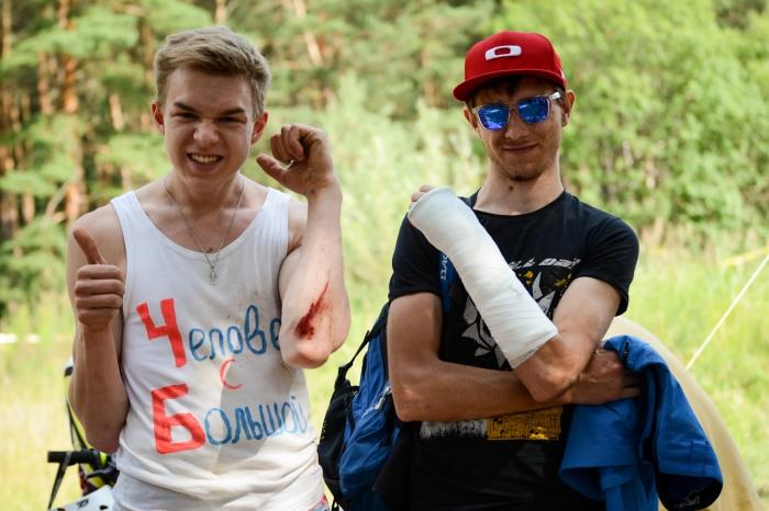 Наши гонки: Протвинское пекло // гонка Летняя: отчет и результаты