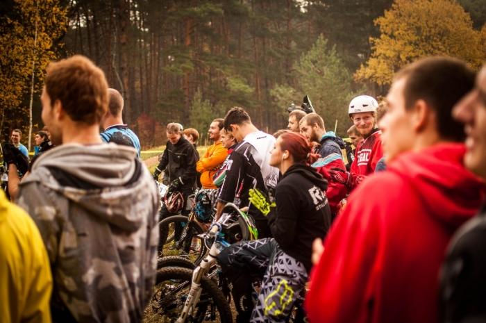 Наши гонки: Протвино, финал 2014