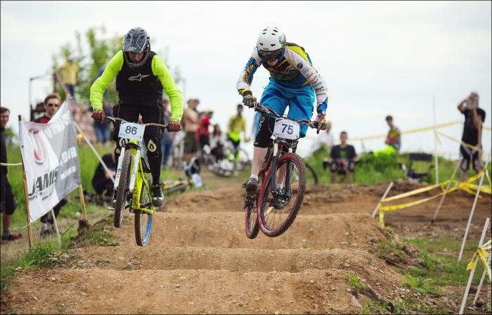 Наши гонки: Линия фронта 2015: вело-выходные в Протвино