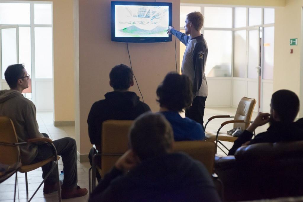 Тренировки: Первые вести об мтб-сборах 2017