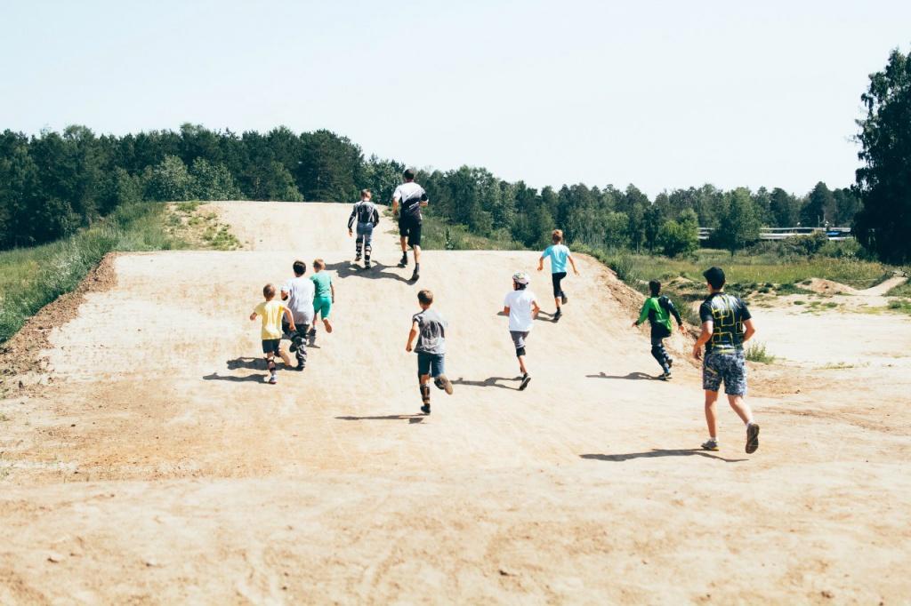Тренировки: Анонс первых мтб-сборов 2017 года в Саранске