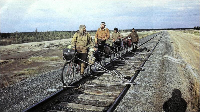 Блог им. Auster: Как путешествовать с велосипедом