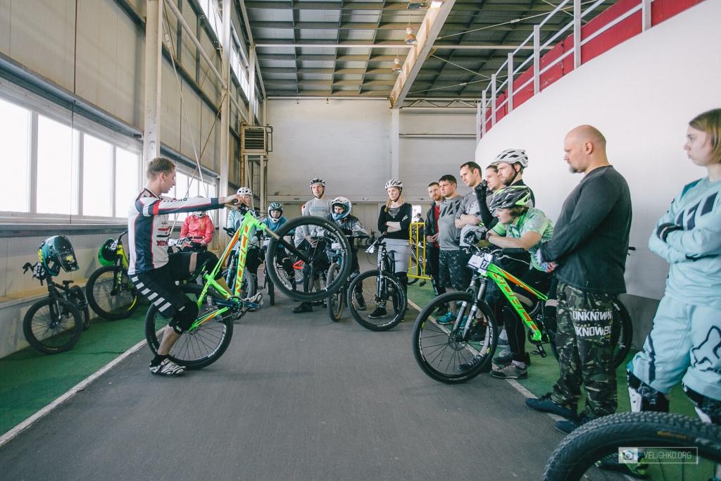 Тренировки: Базовый лагерь в Протвино и немного мыслей об мтб-тренировках в целом