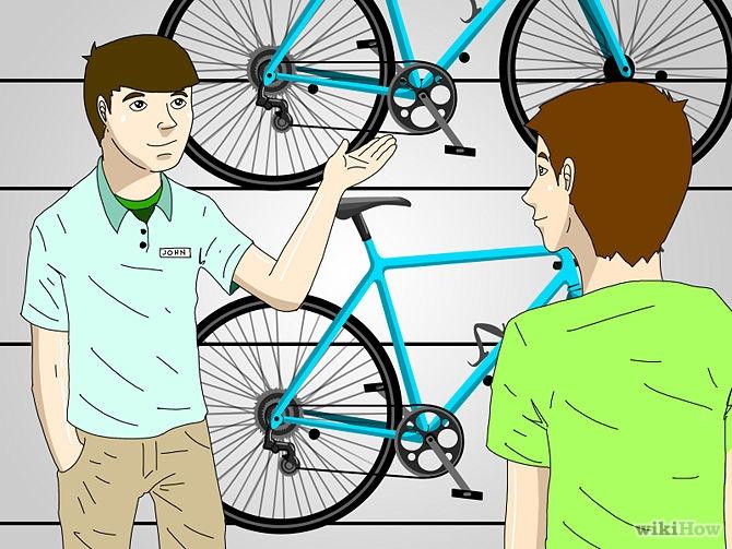 О горном велосипеде: Как правильно выбрать первый велосипед