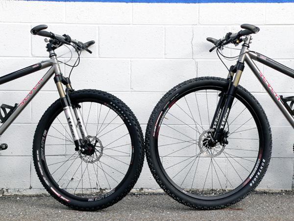 О горном велосипеде: Найнер для невысоких велосипедистов: миф или реальность?