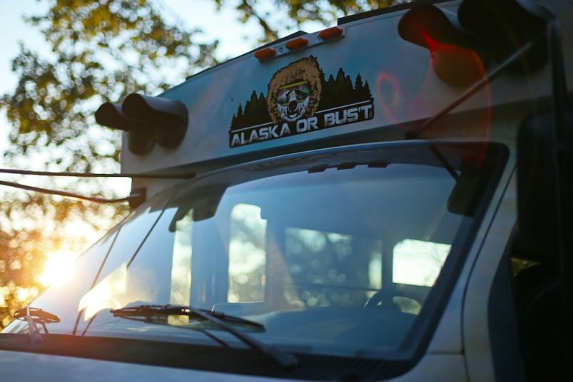Блог им. SamirDafin: Дорожное путешествие по Аляске, часть 1