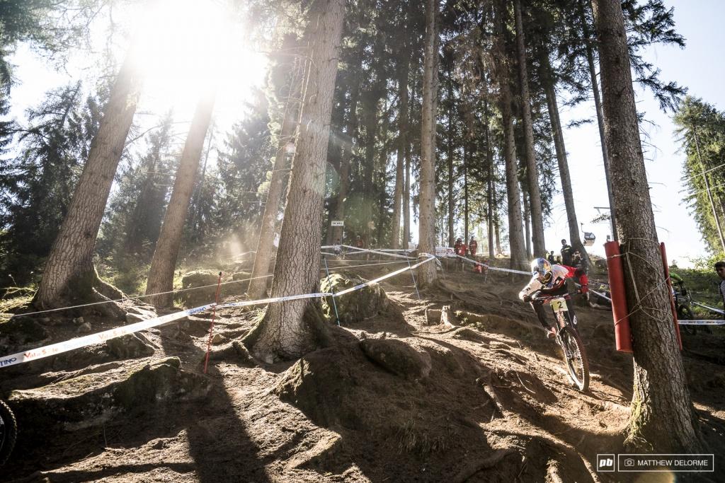 World events: Val Di Sole - RAW