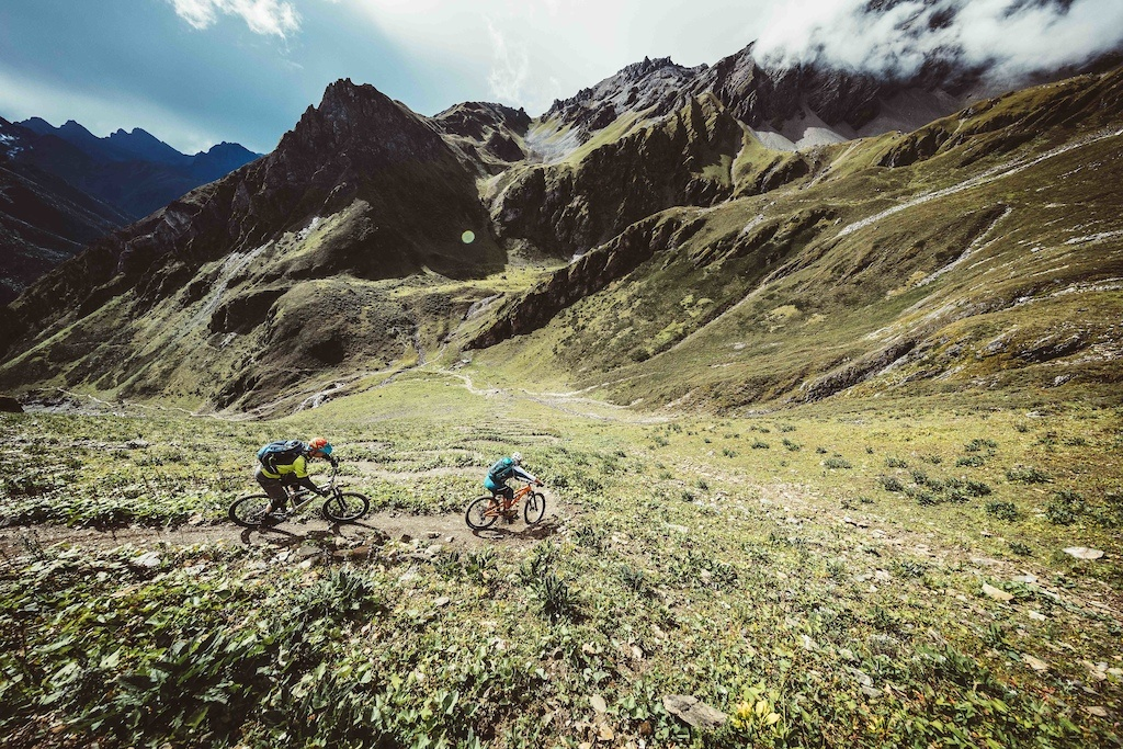 Блог им. SamirDafin: По Тибету на велосипеде