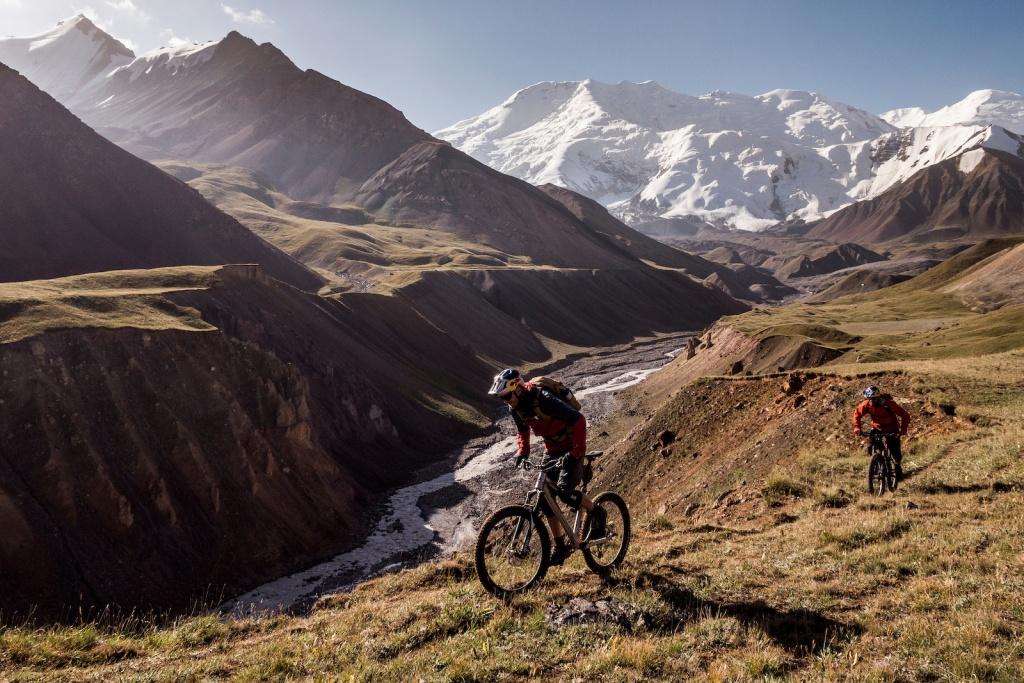 Блог им. SamirDafin: Киргизия + маунтин байк глазами западных райдеров