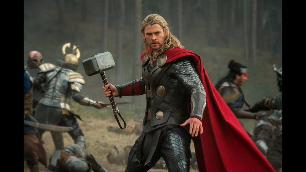 SamirDafin: Локи и Тор красят забор! Ой, то есть... байкпарк!