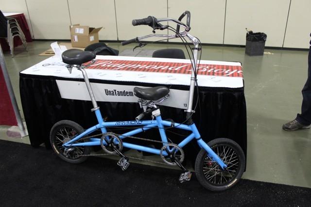 Велоиндустрия: 2015 North American Handmade Bicycle Show