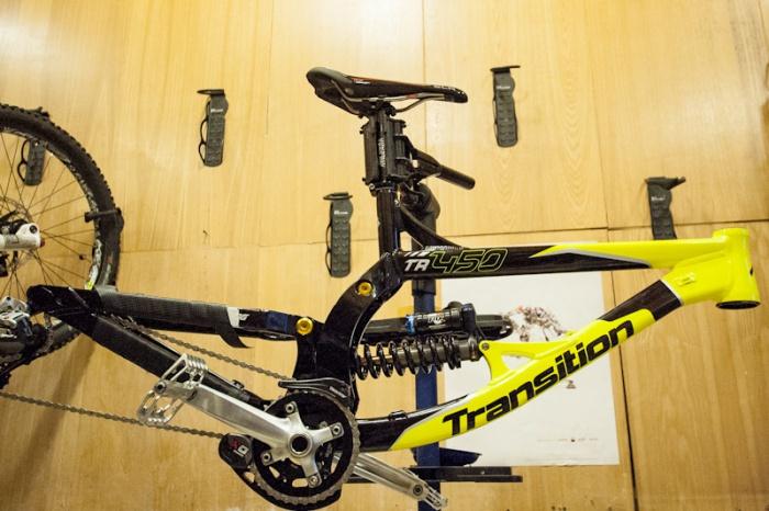 transition tr450 2013