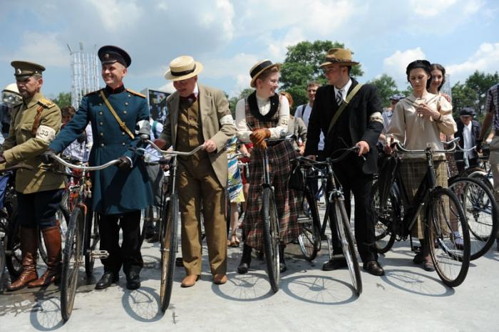 Блог им. OblomovaK: Исторический Велопробег пройдет в Москве 7 июня