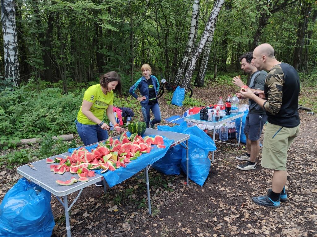 Блог им. temazarodinu: Двести двадцать две минуты в Butovo Chess Park